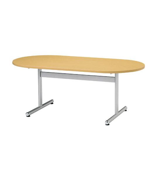 [弘益] 会議テーブル(楕円形) AKT-D1890