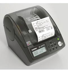 ブラザー]ラベルプリンタ「ピータッチQL-650TD」 / 業務用ユニフォームの