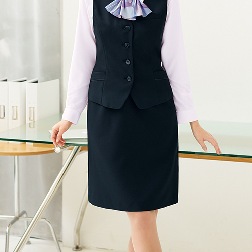 [SELECT STAGE(神馬本店)] 美形スカート(Aライン) E2451