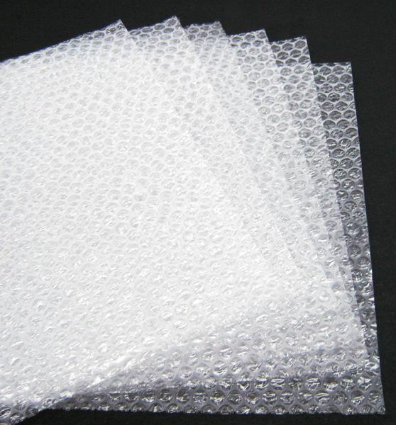 プチプチ気泡緩衝材カットタイプ