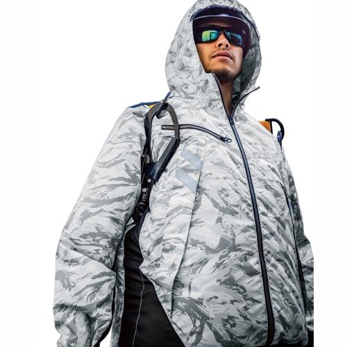 [BURTLE] エアークラフトパーカージャケット AC1061